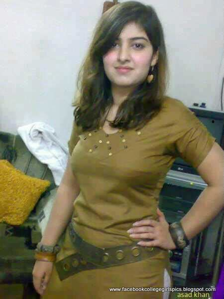 Indian Pakistani Facebook Beautiful College Woman Images