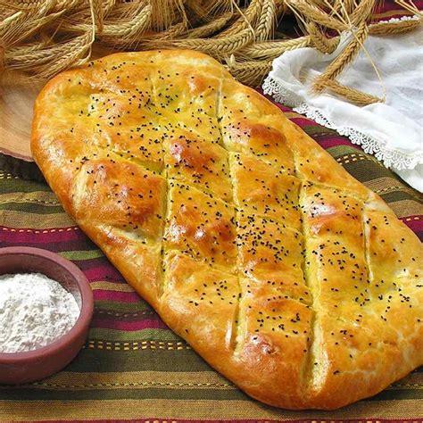 tandir bread traditional azeri bread  flavors