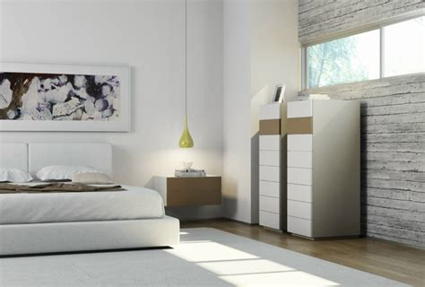 chambre d appoint table de nuit design 50 idées pour la déco de chambre