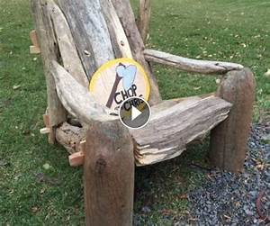 Incredible Woodworking » How To Build An Adirondack CHAIR