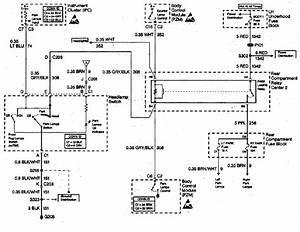 Mitsubishi Canter Headlight Wiring Diagram