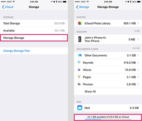no storage on iphone iphone no storage what to do when your iphone or runs