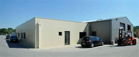 m駭age dans les bureaux construction métallique pour entreprise de terrassement ateliers stockage bureaux dép 60