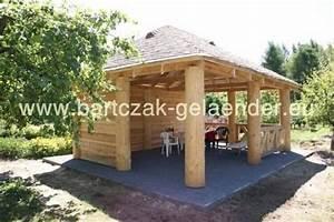 Holz Gartenhaus Aus Polen : garten holzpavillon gartenhaus gartenlaube ferienhaus bei bartczak gelaender ~ Frokenaadalensverden.com Haus und Dekorationen