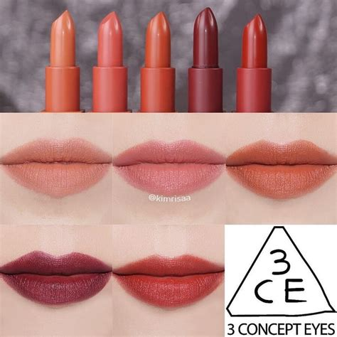 3ce lipstick set mini kit 61 best 3ce images on lipstick lipsticks and