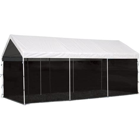 shelterlogic screen house kit  max ap ft  ft outdoor canopy tent fits item