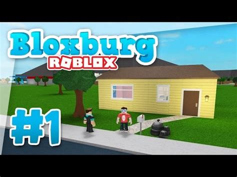 The Best Earning Job In Bloxburg  Going Through All Th