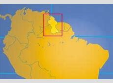 Guyana Country Profile Nations Online Project