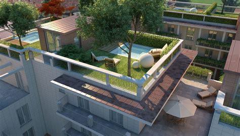 terrazza giardino pensile risparmio energetico in casa ideare casa