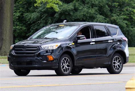 2020 Ford Escape Redesign, Hybrid, Release date, Price ...