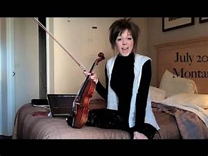 Life on the Road - Lindsey Stirling - YouTube