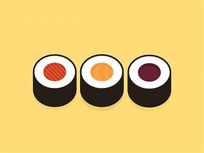Maki Sushi Ugandan Knuckles Animation Stuff Cards