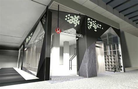 lululemon athletica shop queens street mall
