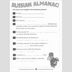 Russian For Kids (little Linguists) (001129) Details  Rainbow Resource Center, Inc