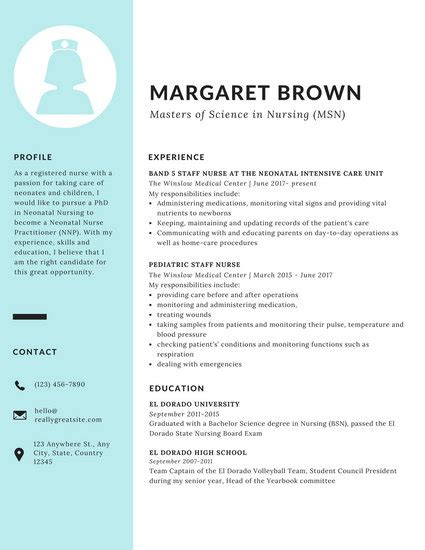 Resume Template Design Scholarship by Blue Sidebar Scholarship Resume Templates By Canva