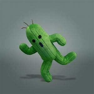 FINAL FANTASY PLUSH CACTUAR PLUSH Square Enix Online