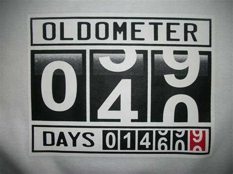 details  funny tshirt oldometer    years age