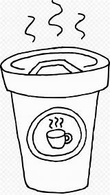 Clipart Coffee Cup Latte Coloring Mug Starbucks Face Tea Clip Transparent Panda Cliparts Star Webstockreview Luxury Sweet Happy sketch template