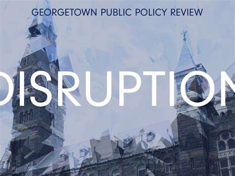 georgetown policy review technological automation