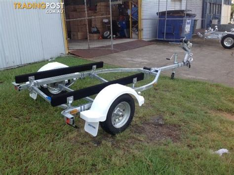 Ski Boat Trailer Skids by Seatrail 3 6m 11 12ft Skid Boat Trailer For Sale In