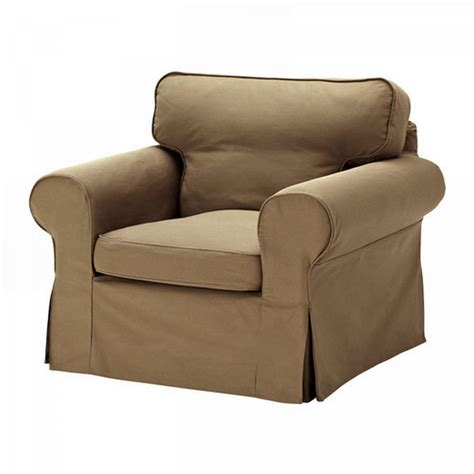 ikea ektorp chairs ikea ektorp armchair slipcover cover idemo light brown