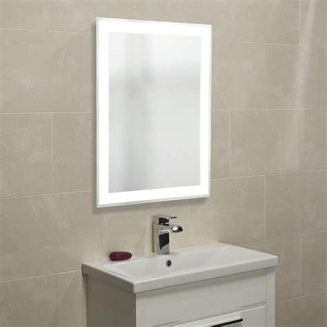 Roper Rhodes Status Designer Illuminated Bathroom Mirror