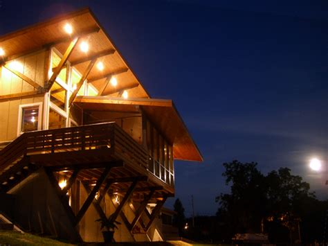 kentucky lake house ryan thewes nashville modern architect