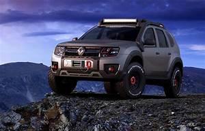 Pack Off Road Duster : renault duster extreme concept unveiled autodevot ~ Maxctalentgroup.com Avis de Voitures