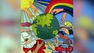 Children's Artwork for Peace - YouTube