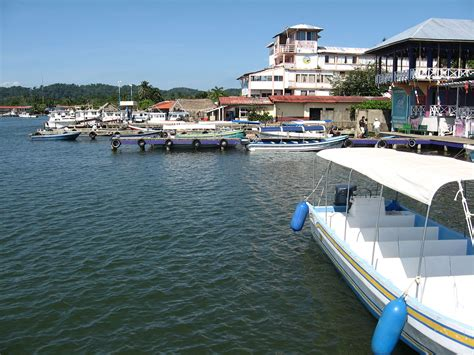 Feel free to bring your big rig; Livingston (Guatemala) - Travel guide at Wikivoyage