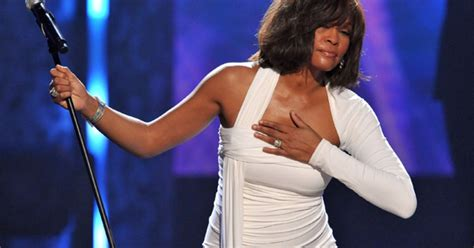 A Look Back At Whitney Houston's Music
