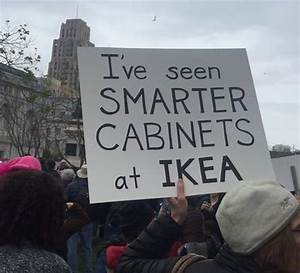 the 25 best protest signs ideas on pinterest trump With kitchen cabinets lowes with trump resistance stickers