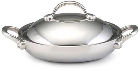 bonjour copper clad  covered braiser     click   image cookware