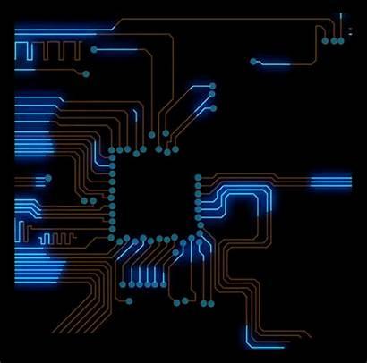 Hud Circuits Massive Circuit Pack Cpu Board