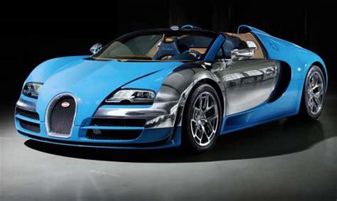 Bugatti Chiron Price, Top Speed, Specs In March 2016