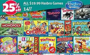 Toys and games coupons