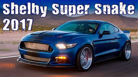 ford mustang shelby super snake  hp wide body