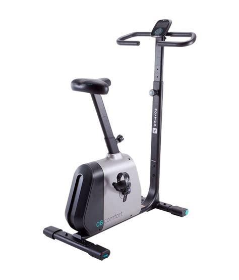 DOMYOS Comfort Exercise Bike By Decathlon: Buy Online at ...