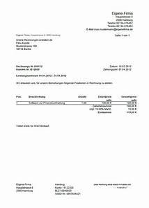 Rechnung Bei Privatverkauf : musterrechnung f r freiberufler und kleinbetrag rechnung ~ Themetempest.com Abrechnung
