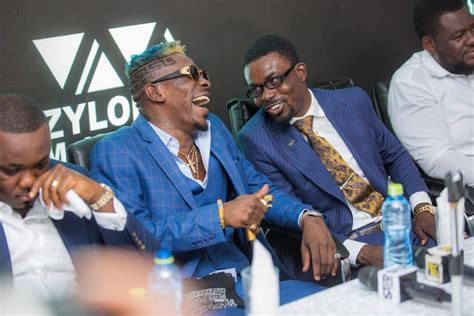 It's Official! Shatta Wale Confirmed As The Latest Zylofon