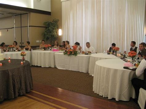 The Head Table A Wedding Wish