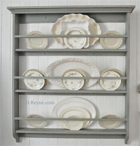 lovely dishes  plate rack httpwwwdreynecom  plate rack wall plates  wall
