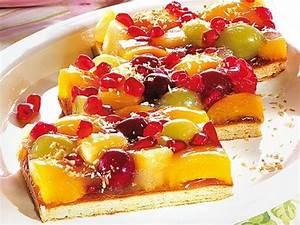 Obst Mit L : obstkuchen marzipan hefeschnitten mit obst obstkuchen ~ Buech-reservation.com Haus und Dekorationen