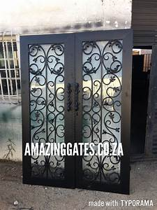 GATES MADE ON THE WEST RAND Amazing Gates