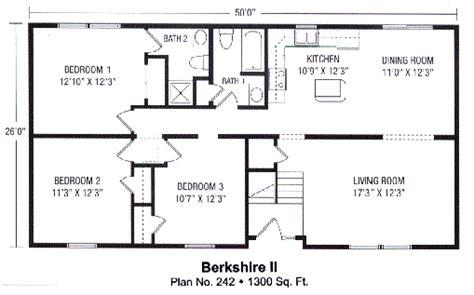 plantation house floor plans 1300 square foot house plans house design plans