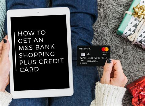From 'my accounts' in internet banking, select your m&s credit card account. How to Get an M&S Bank Shopping Plus Credit Card - Live News Club - Expect More