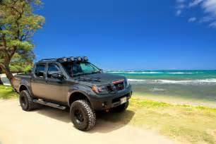 Nissan Frontier Mods