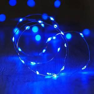 Kleine Led Lampjes : led lampjes snoer blauw cr2032 kopen 4 95 bij ~ Markanthonyermac.com Haus und Dekorationen