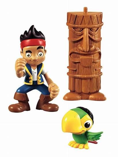 Jake Pirates Skully Figure Neverland Never Land