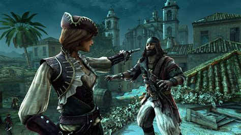 Assassins Creed Iv Black Flag First Look At Pc Version